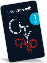 Lyon City Card 1 Tag : Erwachsener